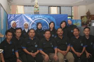 Staff DPKHA IPB