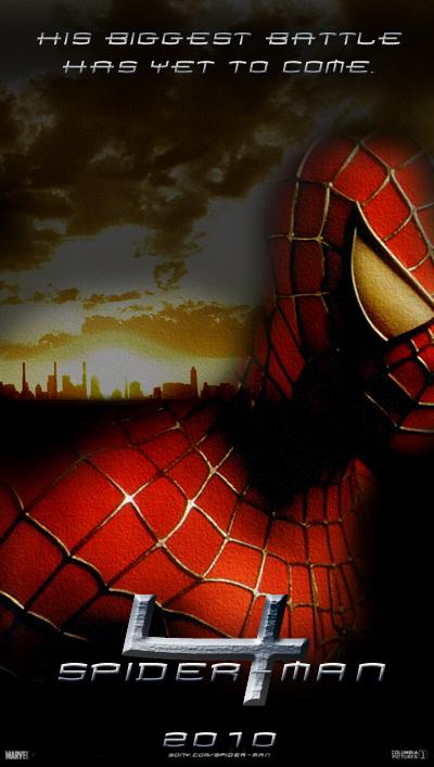 Spiderman 4 the big Final Battle