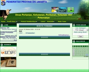 Dinas Kelautan dan Pertanian DKI Jakarta
