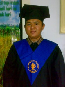 Calon Wisudawan Diploma IPB