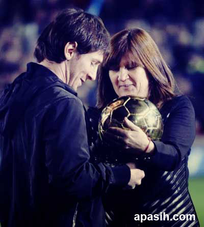 Messi dan Celia